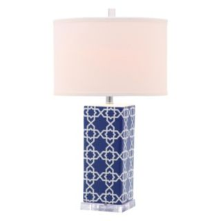 Safavieh Quatrefoil Table Lamp