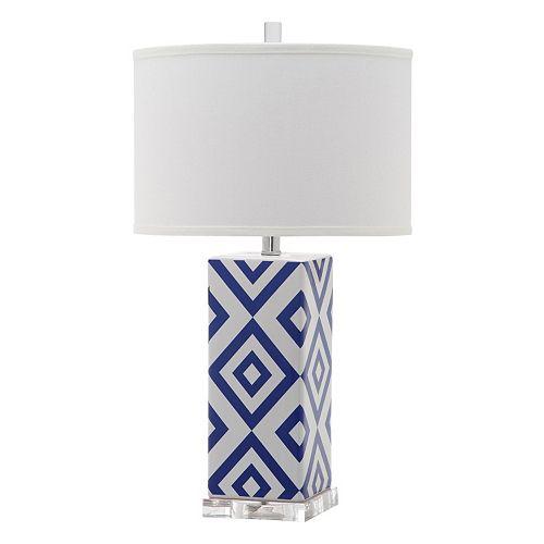 Safavieh Diamonds Table Lamp