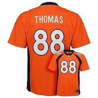 Boys 8-20 Nike Denver Broncos Demaryius Thomas Game NFL Replica Jersey