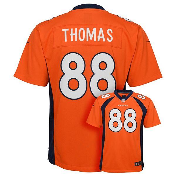 Boys 8-20 Nike Denver Broncos Demaryius Thomas Game NFL ...