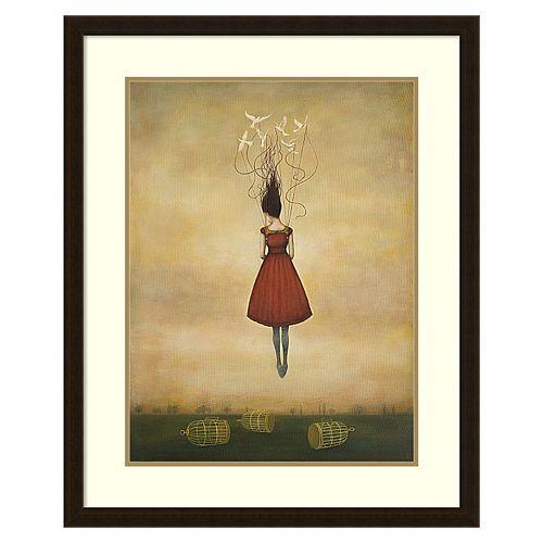 ''Suspension of Disbelief'' Framed Wall Art