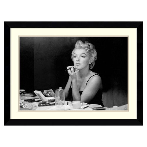 ''Marilyn Monroe - Back Stage'...
