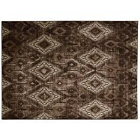 Nourison Karma Tribal Diamond Geometric Rug