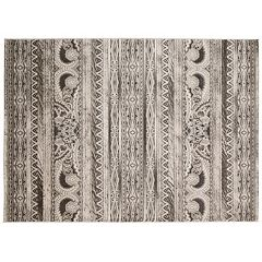 Nourison Karma Tribal Stripes Rug