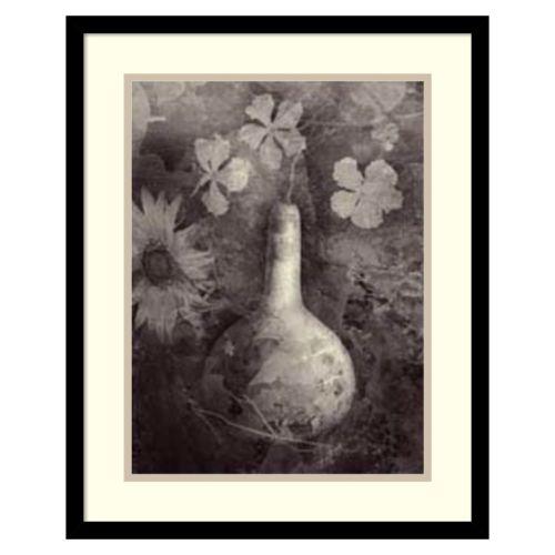 """Gourd II"" Framed Wall Art"