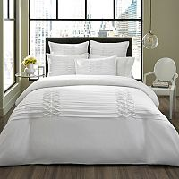 City Scene Triple Diamond Comforter Set