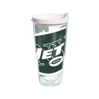 Tervis New York Jets Colossal Travel Tumbler