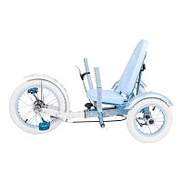Disney's Frozen Girls Triton Recumbent Cruiser by Mobo