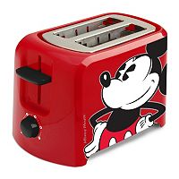 Disney's Mickey Mouse 2-Slice Toaster