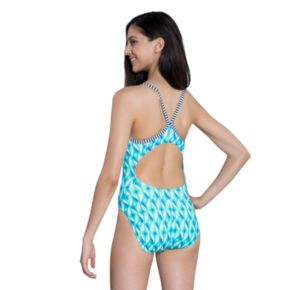 Women's Dolfin Uglies V-2 Printed One-Piece Swimsuit