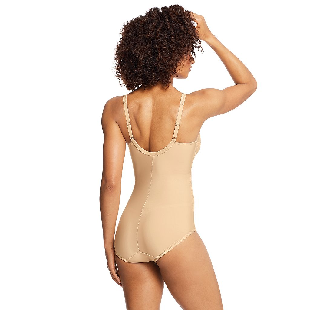 Bali Firm-Control Ultra Light Lace Shaping Body Shaper 6552