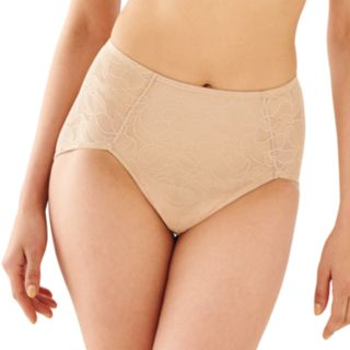 Bali Firm-Control Ultra Light Lace Shaping Brief 6554