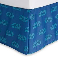 Star Wars Bed Skirt