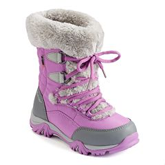 Hi-Tec St. Moritz Lite 200 Jr Kids' Waterproof Winter Boots