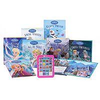 Disney's Frozen Electronic Me Reader & Books Set