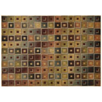 Nourison Aristo Squares Rug