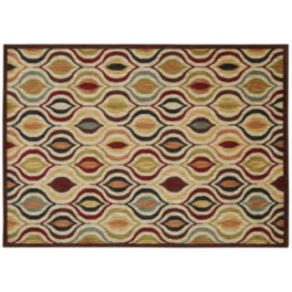 Nourison Aristo Abstract Rug
