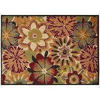 Nourison Aristo Large Floral Rug