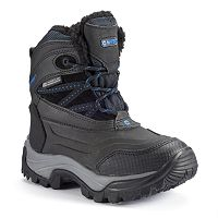 Hi-Tec Snow Peak Boy's Waterproof Winter Boots