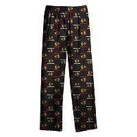 Boys 8-20 Chicago Blackhawks Allover Logo Lounge Pants