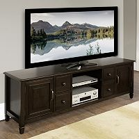 Simpli Home Connaught 72 in TV Stand