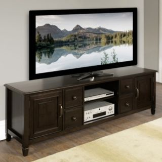 Simpli Home Connaught 72-in. TV Stand