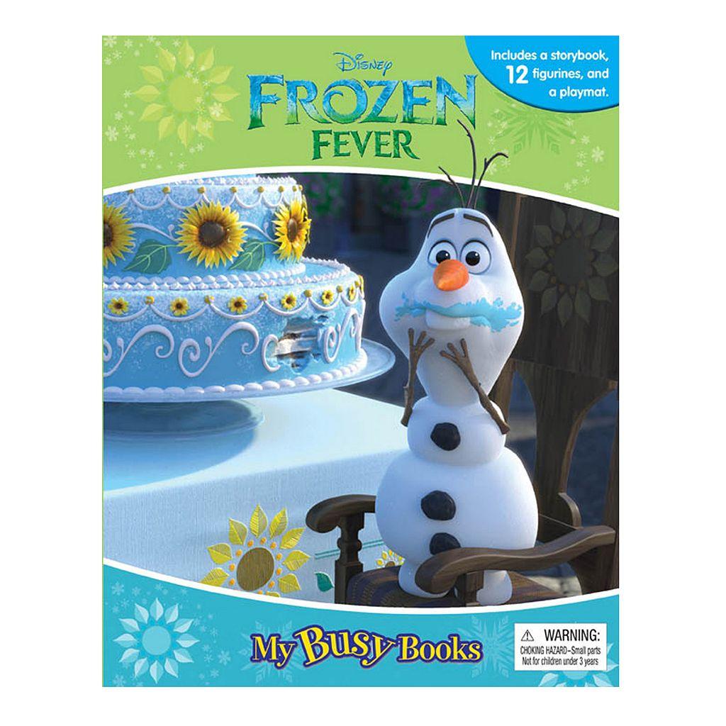 Disney's Frozen Olaf Busy Book