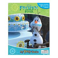 Disney's Frozen Olaf Busy Book
