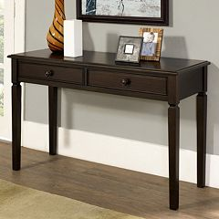 Simpli Home Connaught Console Sofa Table