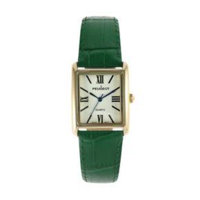 Peugeot Women's Classic Leather Watch - 3036GR