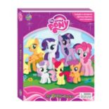 My Little Pony Busy Book Activity Kit by Levy