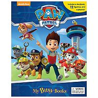 Paw Patrol Busy Book Activity Kit by Levy
