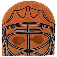 Youth Reebok Philadelphia Flyers Mask Knit Cap