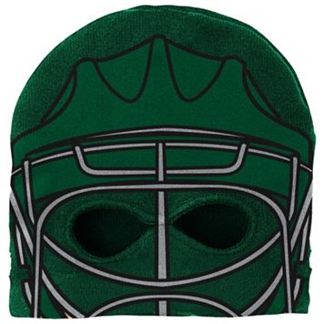 Youth Reebok Minnesota Wild Mask Knit Cap
