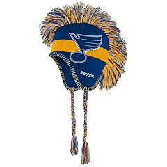 Youth Reebok St. Louis Blues Mohawk Knit Cap