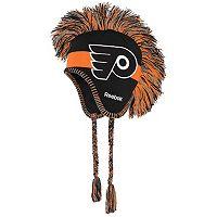 Youth Reebok Philadelphia Flyers Mohawk Knit Cap