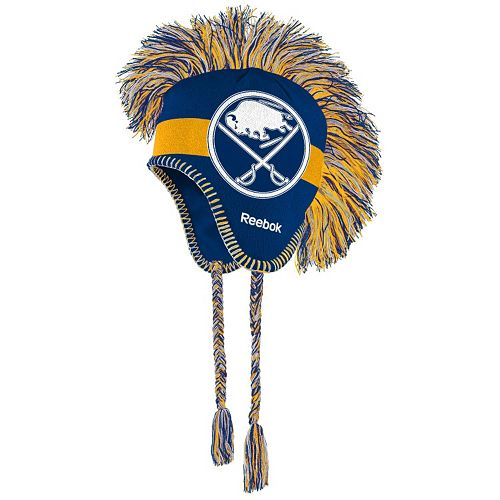 Youth Reebok Buffalo Sabres Mohawk Knit Cap