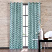 Colordrift 1-Panel Misha Window Curtain