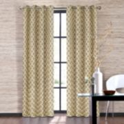 Colordrift 1-Panel Misha Window Curtain