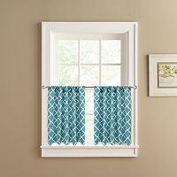 Colordrift Misha 2-pack Tier Curtains