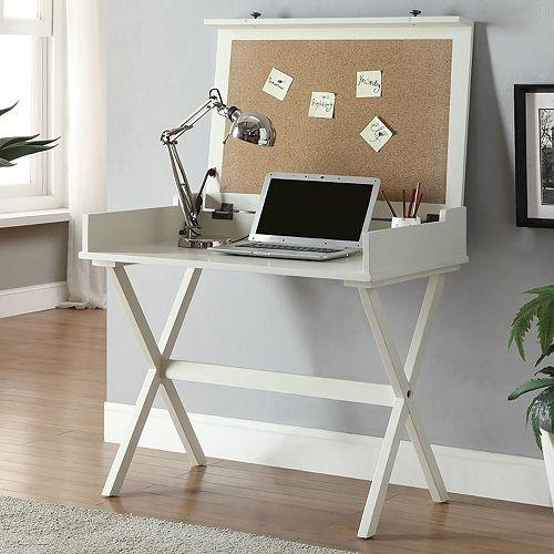 Carolina Cottage Elise Flip-Top Desk