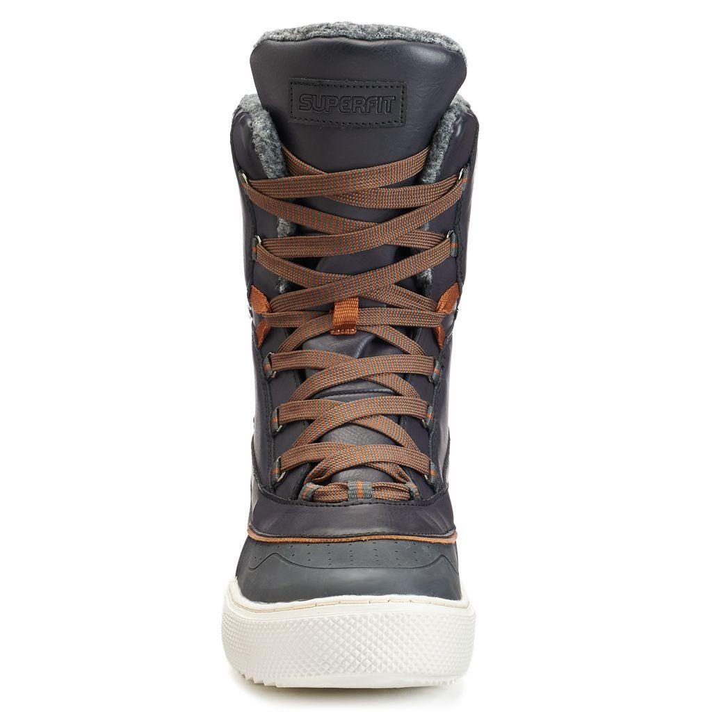 Superfit Nimuk Men's Waterproof Winter Boots