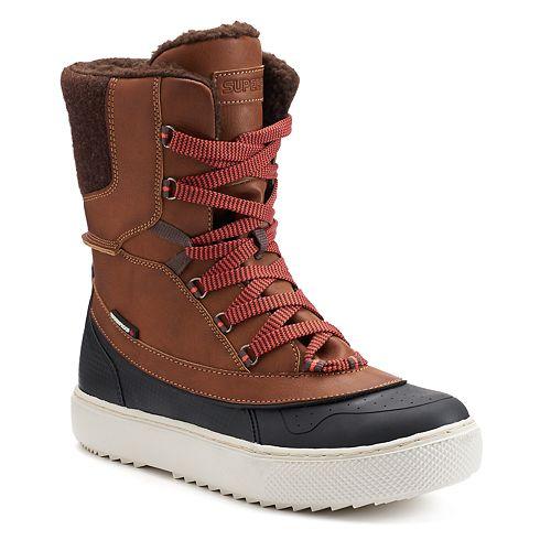buy popular ebb52 c4467 Superfit Nimuk Men's Waterproof Winter Boots