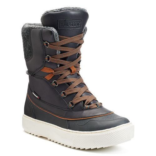 Superfit Nimuk Men's Waterproof Winter Boots