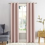 Sun Zero Blackout 1-Panel Mercer Window Curtain