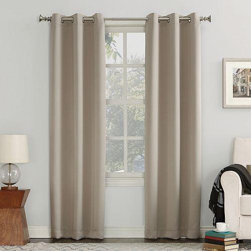Sun Zero Mercer Blackout Window Curtain