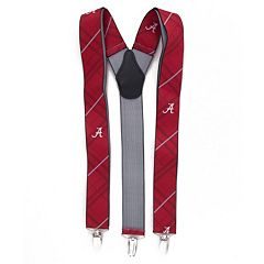 Men's Alabama Crimson Tide Oxford Suspenders
