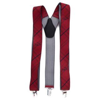 Men's Arkansas Razorbacks Oxford Suspenders