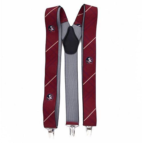 Men's Florida State Seminoles Oxford Suspenders