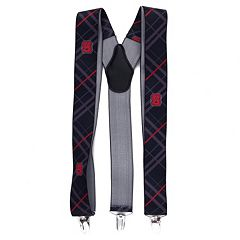Men's North Carolina State Wolfpack Oxford Suspenders